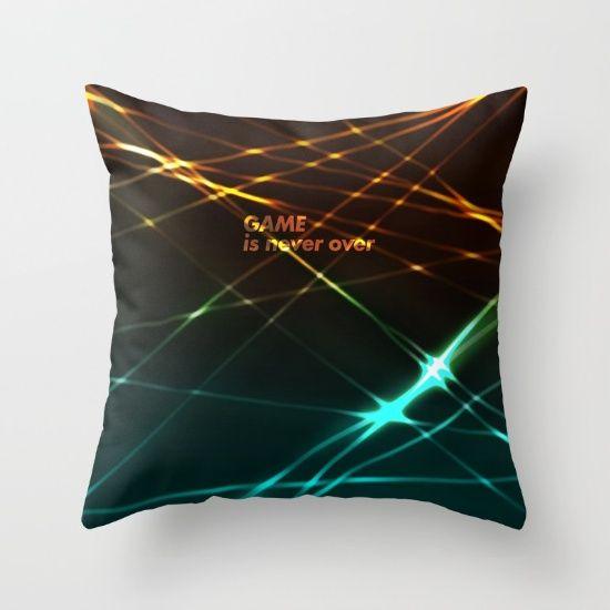 #design #interior #homedecor #art #artist #modern #culture #iceland #norway #prdart #art #trowpillow #cushion #tech #gaming #designer #cool #coolhunter #modernart #gameover