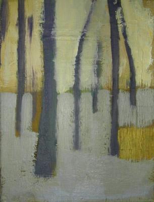 Tuileries walk - Michael G. Clark (born1959)