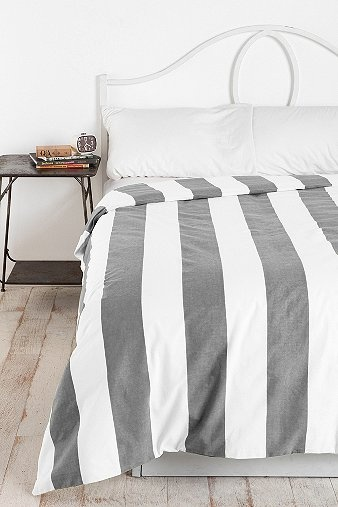 Cabana Stripe Duvet Cover: Urban Outfitters, Duvet Covers, Huts Stripes, Dreamy Bedrooms, Stripes Duvet, Bedrooms Overhaul, Guest Rooms, Bedrooms Inspiration, Covers Urbanoutfitt