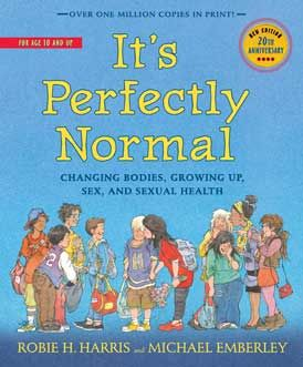 52 best books for life challenges images on pinterest baby books its perfectly normal book cover fandeluxe Gallery