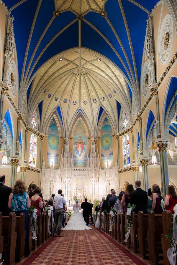 Stunning Chicago church