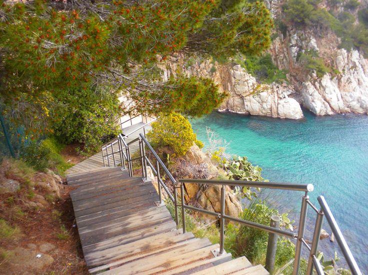 Tossa De Mar: A Spanish Town Nested Between Volcanic Cliffs And The Azure Mediterranean Sea | Bored Panda