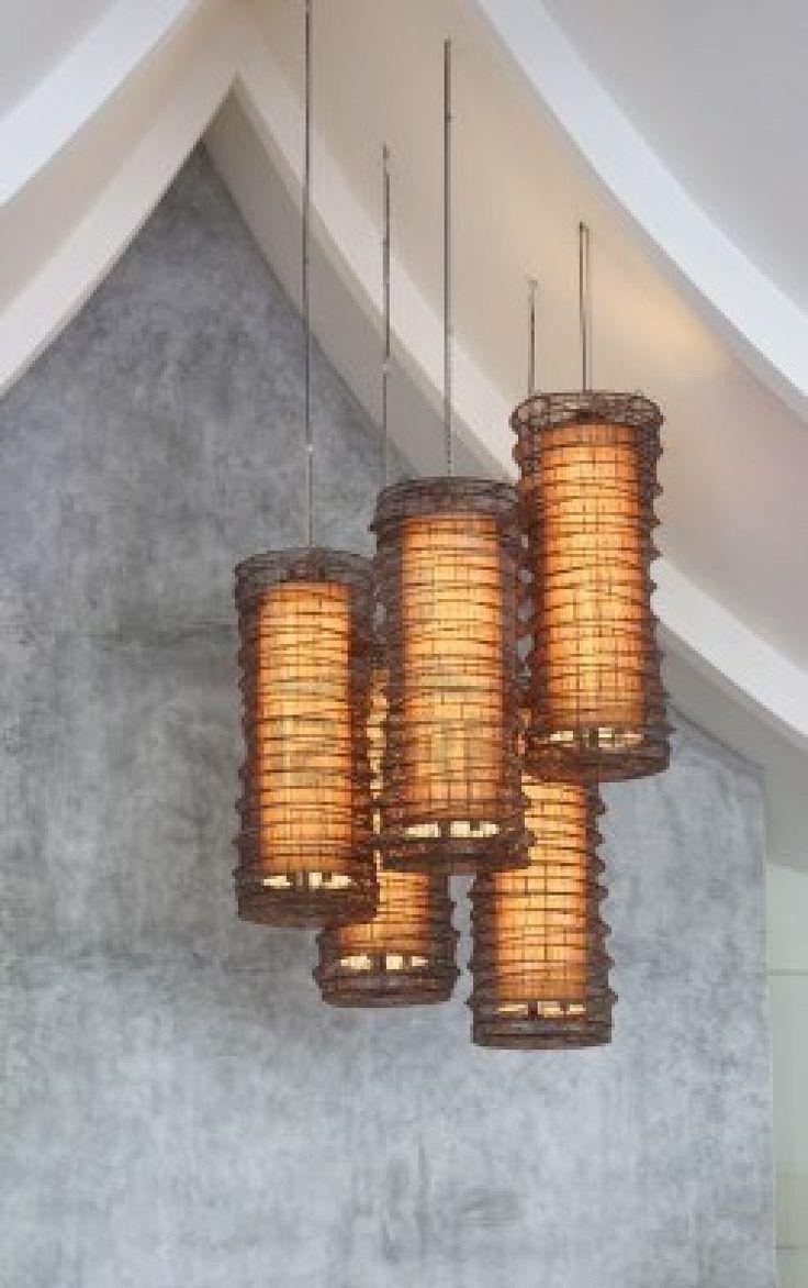 accesorios de iluminacin moderna interiores de la casa foto de archivo