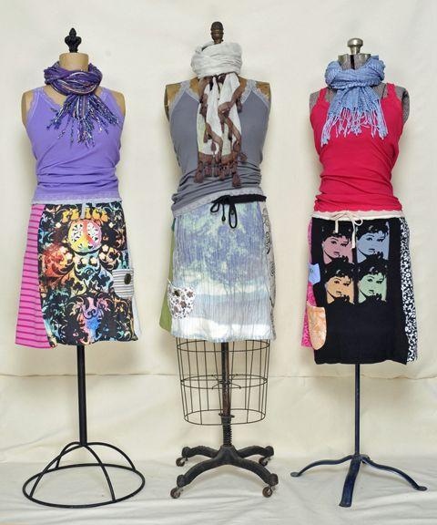 T-Skirts