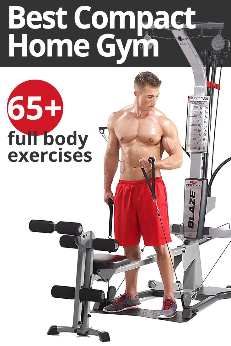 Best Small Spaces Home Gym For A Full Body Workout Fitness Body Full Body Workout Workout Machines