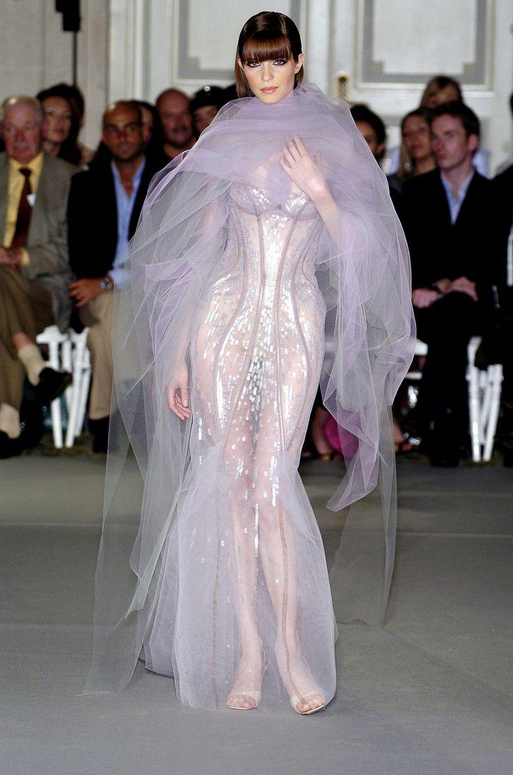 Dominique Sirop Haute Couture, Fall 2005