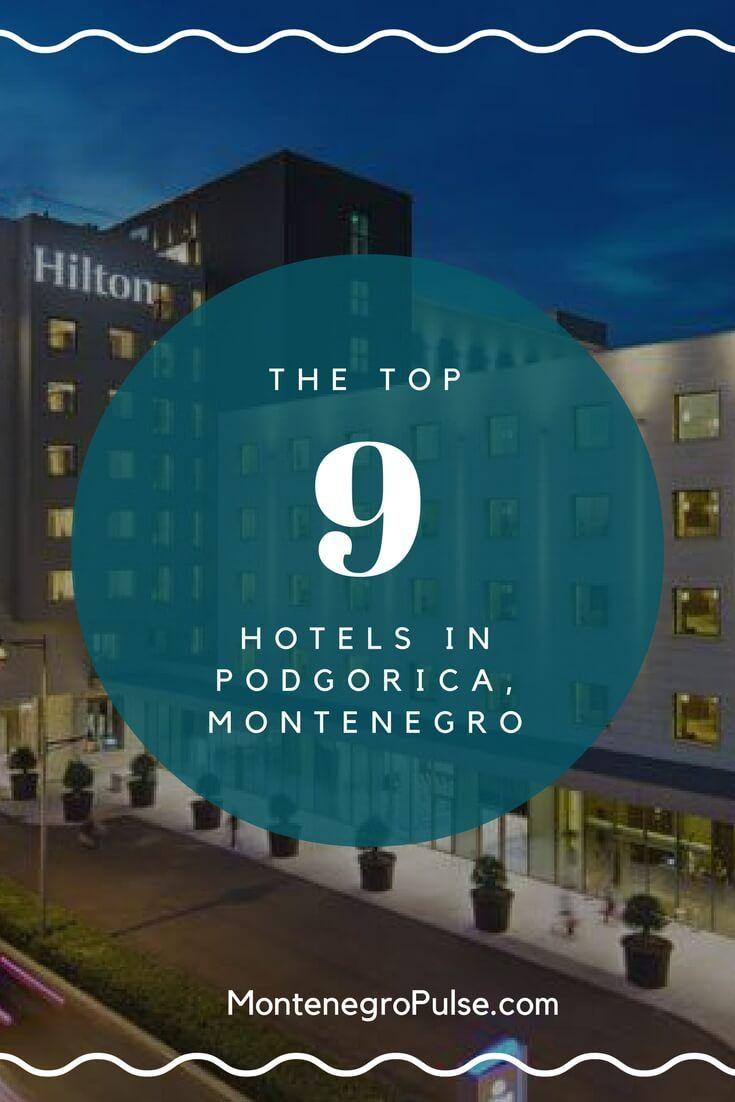 Best Hotels In Podgorica
