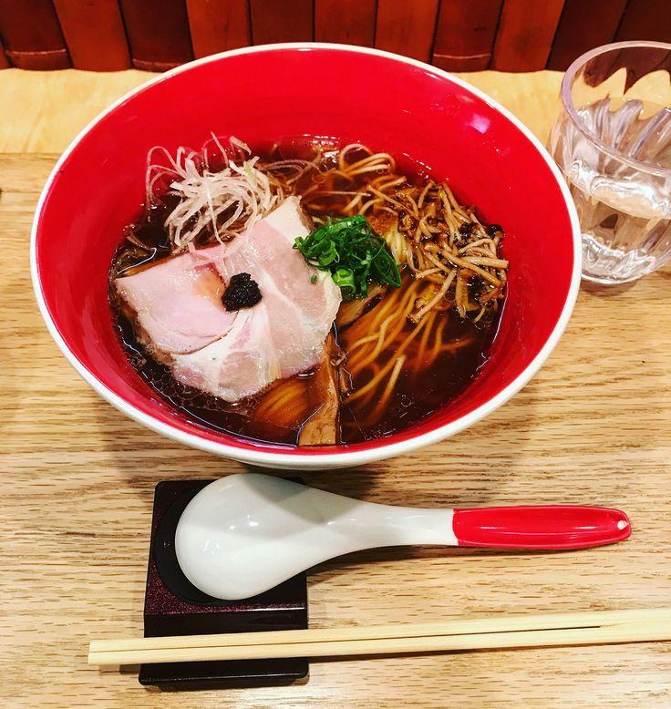 Japanese Soba Noodles Tsuta – Michelin-Starred Ramen in Tokyo