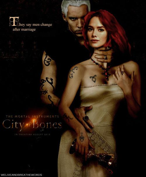42 best images about the mortal instruments movie posters ...