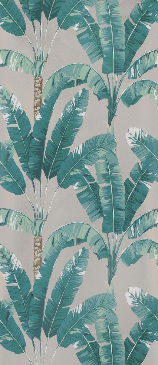 Palmaria | Osborne & Little | J|E|S: Homer Street | Funky wallpaper ...