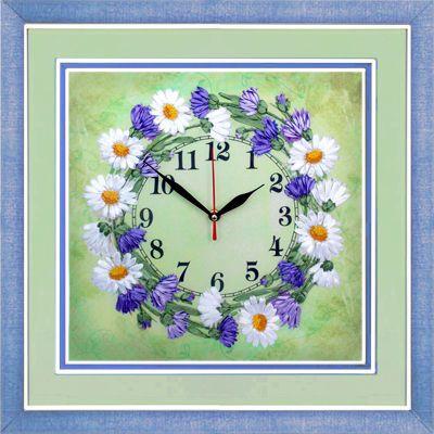 Часы. Солнечный веночек ЧНЛ-2005