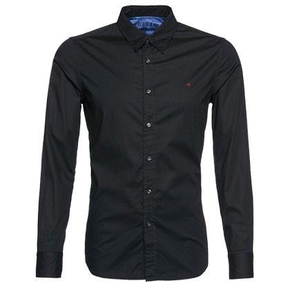 ber ideen zu schwarzes hemd auf pinterest herren outfits einsteckt cher und blauer. Black Bedroom Furniture Sets. Home Design Ideas