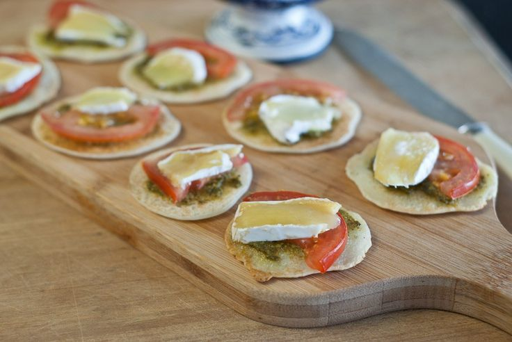 Soya Products on the Low Fodmap diet & Pesto Nibbles