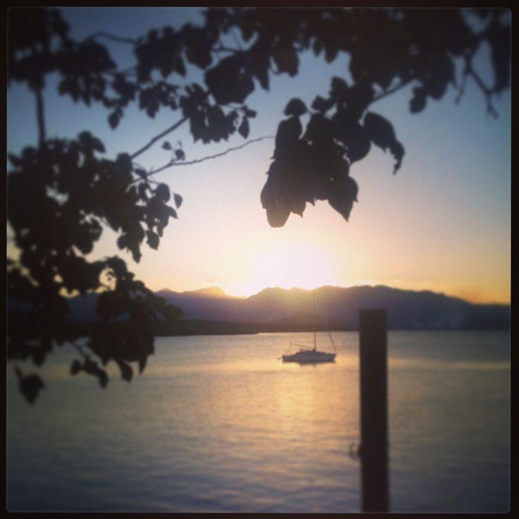 Sunset at Port Douglas