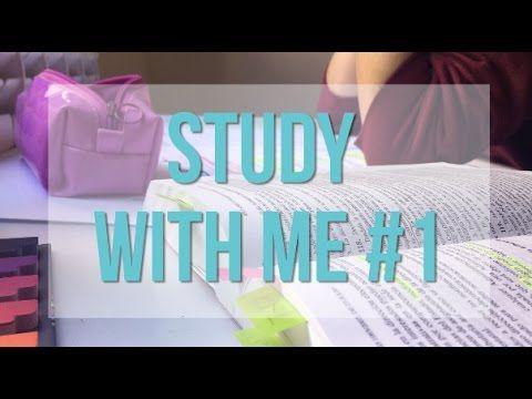 STUDY WITH ME #1 - Tiempo entre Papeles