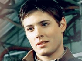 Oh, hey! Look who it is! Baby Jensen on Dark Angel. I watched one episode of that show just because his face was on it.