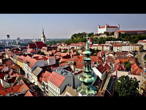 Drone-ing in Bratislava 100% pure Drone footage from capital city of Slovakia https://www.youtube.com/c/martinthevlogger