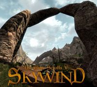 This is an excellent reason to upgrade my laptop if I ever saw one. Morrowind remade with the Skyrim engine. My gosh, the amount of awesome in this cannot be contained.