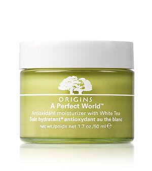 Origins 'A Perfect World' Antioxidant moisturizer with White Tea [LOVE this stuff & it smells amazing], $39.50