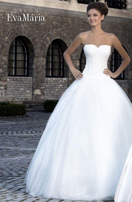 Svadobné šaty s kosticovým živôtikom