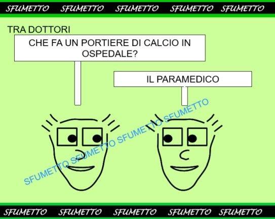 Indovinelli stupidi Medicina dello sport http://www.sfumetto.net/indovinelli-difficili.html #battute  #barzellette   #ridere #umorismo #freddure  #battutepessime  #risate #cazzate #indovinelli #indovinello #sport
