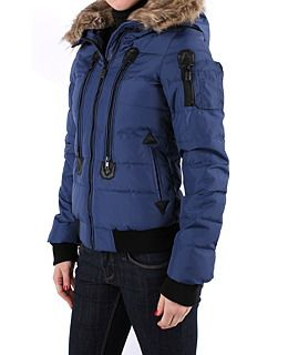 Dámska zimná bunda Sublevel
