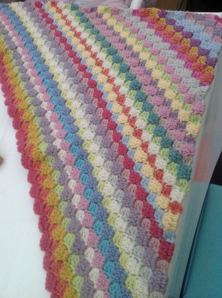 Aldi Knitting Pattern Baby Blanket : 1000+ images about Favourite C2C projects on Pinterest ...