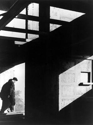 Lucien Hervé - Unité d'habitation à Marseille (Le Corbusier)