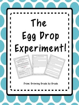 the egg drop experiment activities we and it is. Black Bedroom Furniture Sets. Home Design Ideas