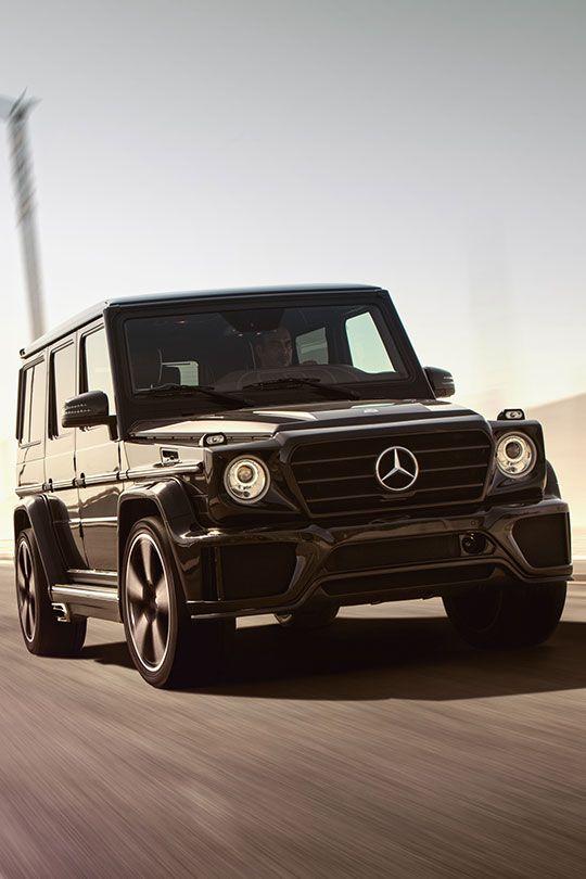 Ares Design Mercedes-Benz G-Klasse (W463)  (#FTA) Full Throttle Auto