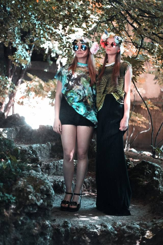 INTO THE JUNGLE photo shooting / spring summer collection 2014 / created by LIV/INTHEBOX / more photos at: https://www.facebook.com/media/set/?set=a.803571349677329.1073741836.731098133591318&type=3
