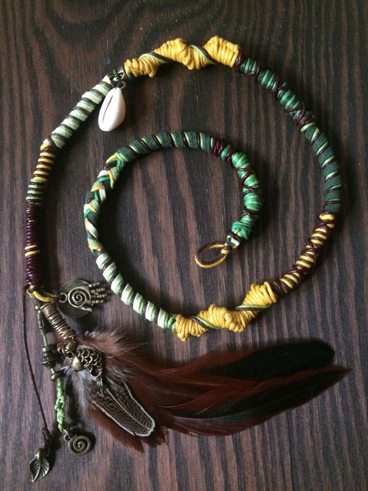 Hairwrap, Hair Accessories, Hair Jewelry, Bohemian Jewelry, Tribal Jewelry by DikariCrafts Facebook:  https://www.facebook.com/dikaricrafts/