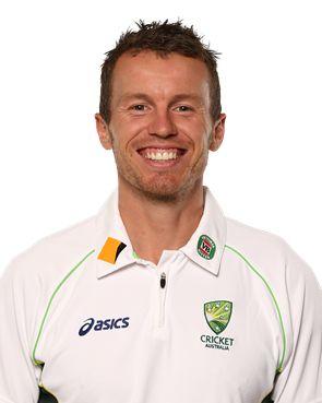 Peter Siddle, Cricket Player AUS