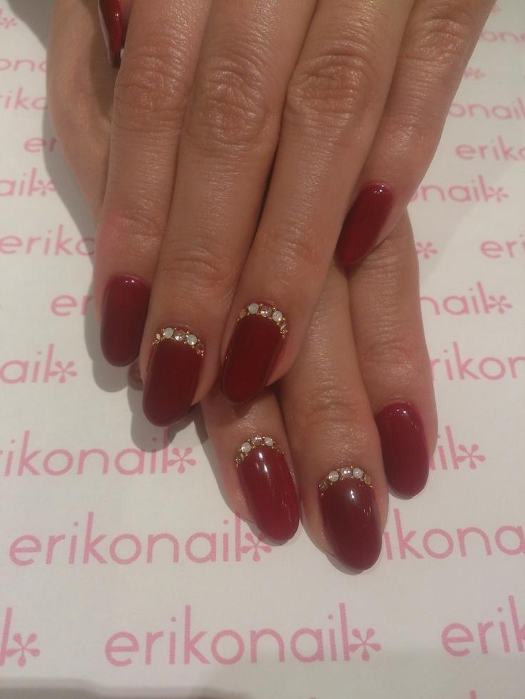 nails- Christmas nails