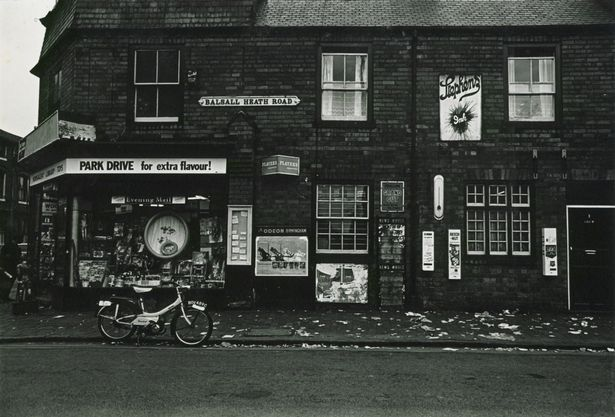 Janet Mendelsohn's photographs of Balsall Heath taken sometime between 1967 and 1969. Courtesy Cadbury Research Library, University of Birmingham.