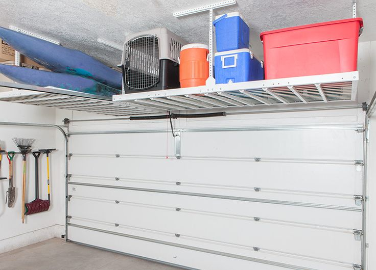 The Best Overhead Garage Storage Phoenix Has To Offer. Save Space And Money  With Our Strong Overhead Storage. Call Us For A Free Estimate.