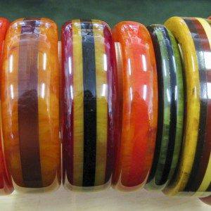 Bakelite – Definition from Wikipedia Bakelite is an early plastic. It is a thermosetting phenol formaldehyde resin, formed from a condensation reaction of phenol withformaldehyde. It was de…