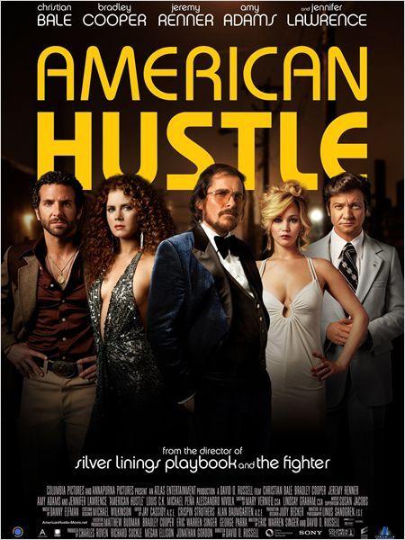 American Hustle : Afis