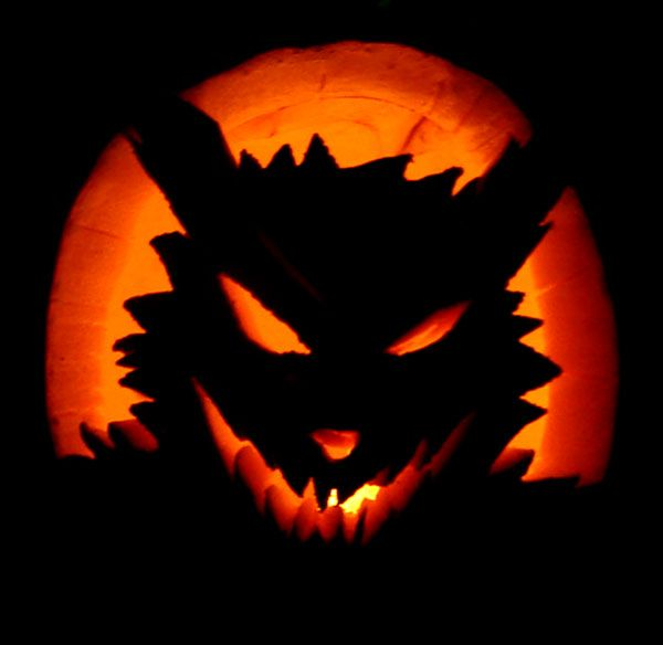 8 best Scary Pumpkin Carving images on Pinterest | Scary halloween ...