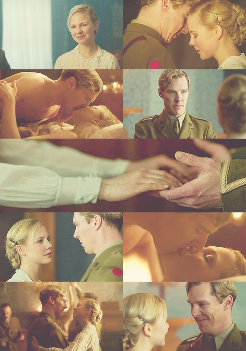 """""""Every word Christopher Tietjens and I have ever said to each other was a declaration of love!"""" – Valentine"""