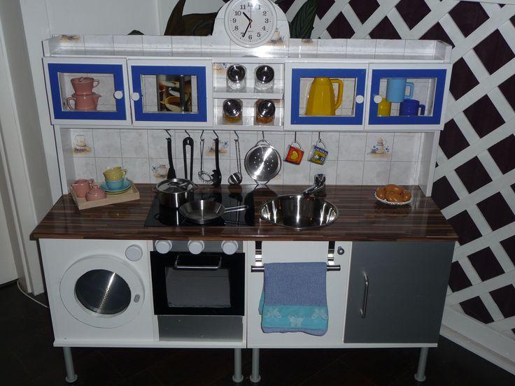 Kinderküche Bauanleitung zum selber bauen | Heimwerker-Forum