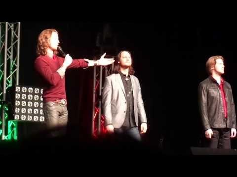 MANKATO, MN (Introductions) - Home Free FOC Concert @ the Verizon Center - YouTube