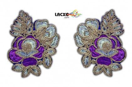 designer applique Style No: 010287 Price: Rs337.50