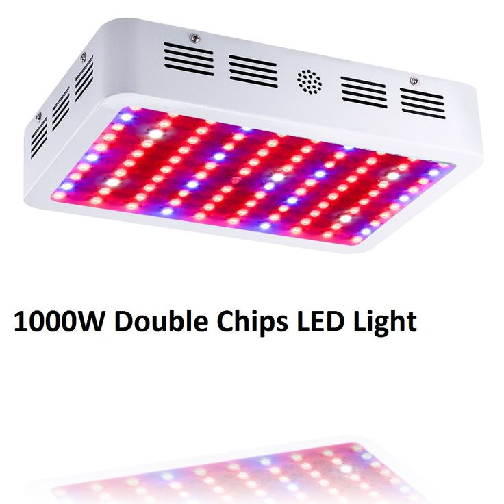LED Grow light 300W 600W 800W 1000W Full Spectrum grow lamps For Medical Flower Plants Vegetative indoor greenhouse grow tent
