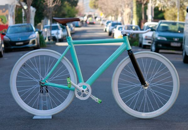 Fixie Gallery - JUST RIDE IT - Online Store - The hottest fixies, beach cruisers, vintage ladies bikes