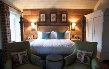 THE PIG Country House Hotel Rooms - Bath