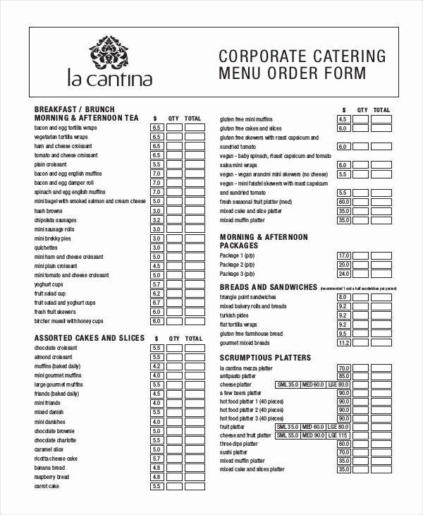 Catering Invoice Template 7 Free Download For Pdf Invoice Sample Invoice Template Contract Template