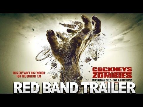 """Cockneys vs. Zombies Redband Trailer. For all you """"Shaun of the Dead"""" fans out there."""