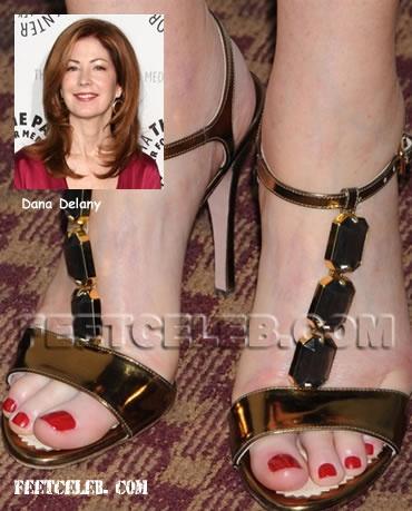 Dana Delany Feet | Fabulous Foot Candy | Pinterest | Dana ...