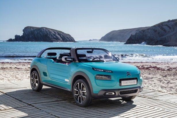 Cars - Citroën Cactus M Concept : M comme Méhari ! - http://lesvoitures.fr/citroen-cactus-m-concept/